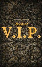 Book of V.I.P. by _NaughtyNeko_