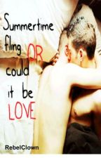 Summertime Fling Or Could It Be Love *on hold* by RebelClown