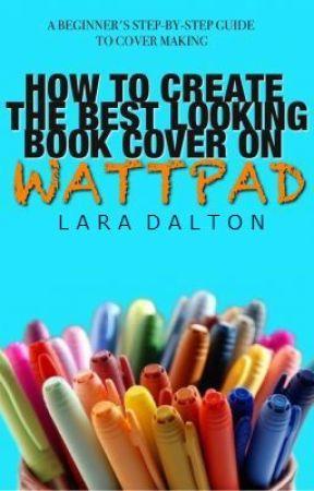 create a wattpad cover