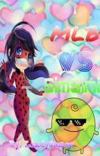 Miraculos Ladybug vs SimSimi (Cancelada) by TashikaRina