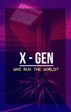 x-gen » exo + gg » ✓ by karasunoh