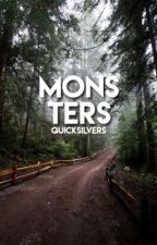 Monsters ➳ Teen Wolf by quicksilvers