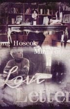 Love Letter (HopeGa) -One shot- by BTSShipperFanfiction