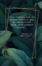 FRASES DE LIBROS by JaneDoen