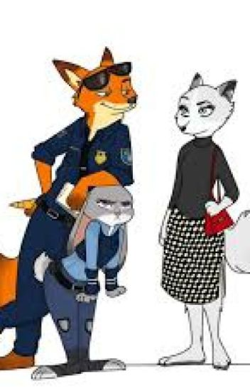 Nick Wilde x Reader