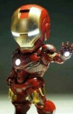 Man Of Iron Father Of Gold by BloodRose1257