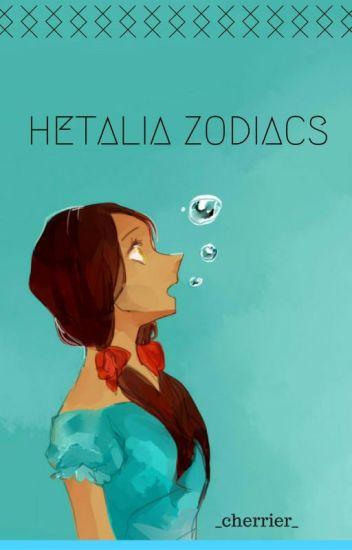 Hetalia Zodiacs