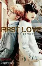 First Love | Jikook by indirazrfh