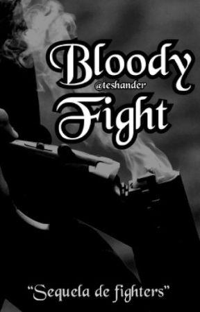 Bloody Fight {Zayn} by hauwassa