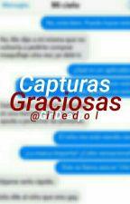 Capturas Graciosas by M-ccall