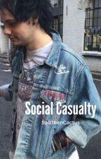 Social Casualty • m.g.c. [5sos] by SadTeenCactus