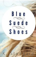 Blue Suede Shoes by FantasyArt