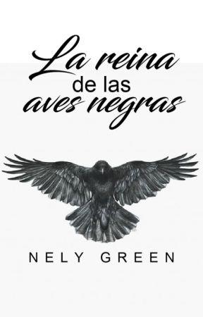 La reina de las aves negras. by Binneh
