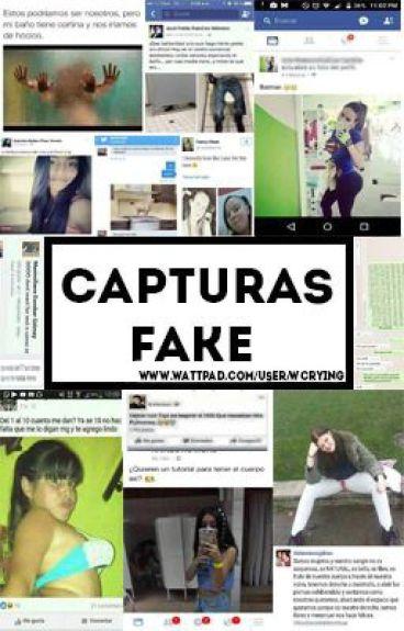 Capturas Fake