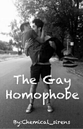 The gay homophobe by Chemical_sirens