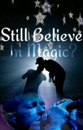 Still Believe In Magic? (A Buckin Fanfic) by JustAFlockOfBirds