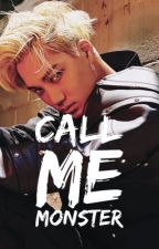 Call Me Monster [Exo Kai ff] by sweetlemonart