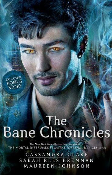 Las Crónicas De Magnus Bane
