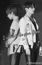 I Want To Be Your Oppa #vkook by mygoldenkookie