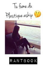 Tu Fume Du Plastique Askip - [RB]  by TuFumeDuPlastique