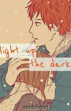 Light Up The Dark 一 Jungkook, Eunha by rashanshine