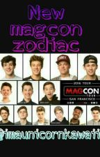 New Magcon Zodiac by imaunicornkawaii