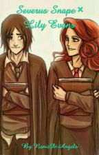Severus Snape × Lily Evans. by NanisDiAngelo