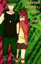 HTF High Adventures - Flippy X Flaky Fanfic by Chester-FAN