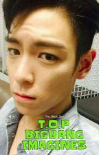 T.O.P BIGBANG IMAGINES by The_Black_Spy