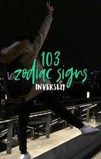 106 Zodiac Signs by sarcasticallyalive