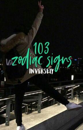 106 Zodiac Signs by selxwrites