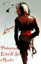 Photograph Echofell Sans X Reader by -_ghosts_-