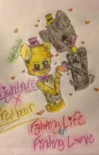 Nightmare X Fredbear: Fighting Life or Finding Love? by jaydendecade