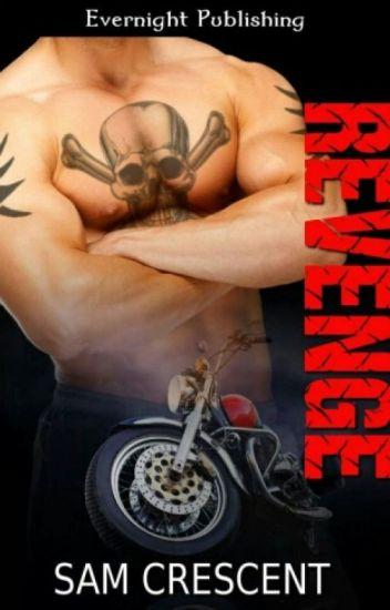 Série The Skulls #8 Revenge - SAM CRESCENT