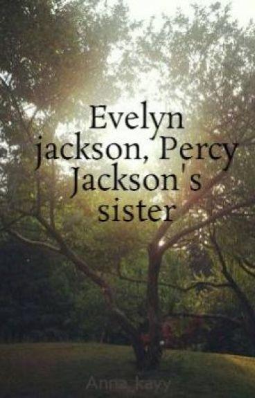 Evelyn jackson, Percy Jackson's sister