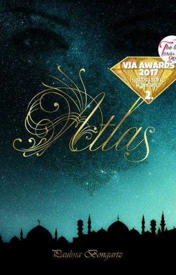 Atlas - Die Geschichte einer Diebin, die Prinzessin wurde #EtherealAward17