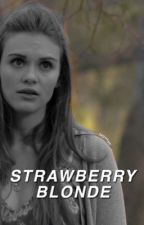 strawberry blonde • will traynor  by faqnhell