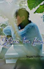 Eres tan frío! ~~EunHae  by Pasivasexual96
