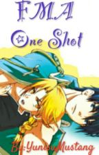 RoyEd One Shot by YunisuMustang