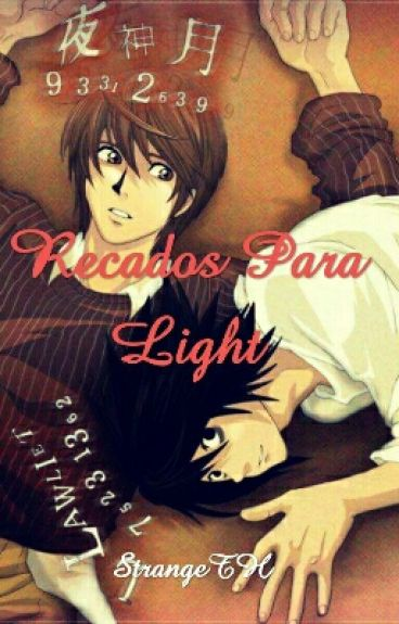 Recados A Light (Death Note Yaoi)