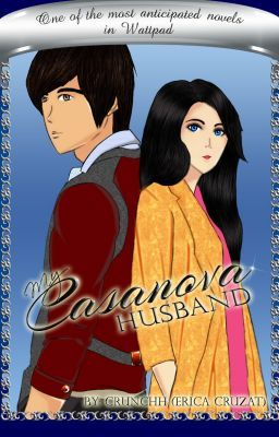 My Casanova Husband (AVAILABLE ON BOOKSTORES NATIONWIDE)