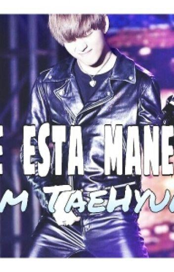 De Esta Manera - Kim TaeHyung~V (BTS) y tú (One shot°Erótico)