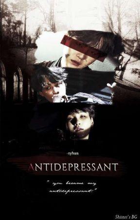 antidepressant | m.yg by -zyhan