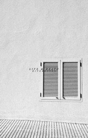 life & death ‣ jack wilder | ✓ by riverettes