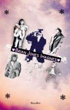 {Brian Jones Imagines} by Kaylakuy