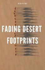 Fading Desert Footprints by HHotri
