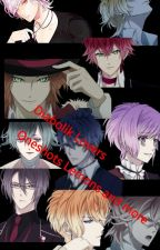 Diabolik lovers x Reader [Oneshots, Lemons](Slow Updates) by Aceandthewolf