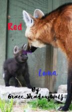 Red and Luna by Grace_ShadowWolf