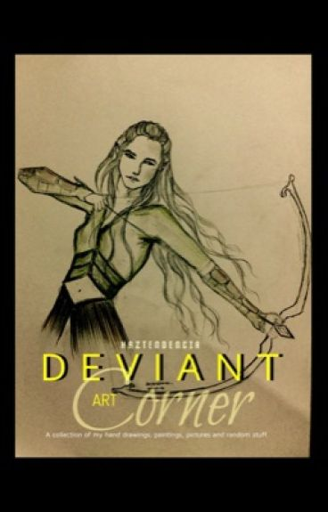 DEVIANT ART CORNER™