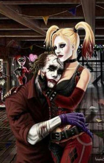 Un Loco Amor El Guason Harley Y Batman Wattpad